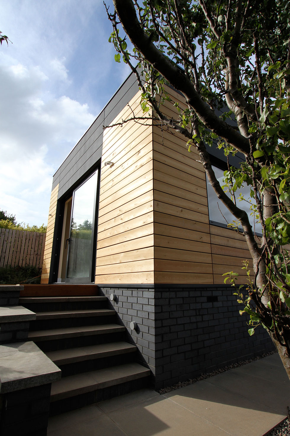 Edinburgh Garden Room Curve Architecture