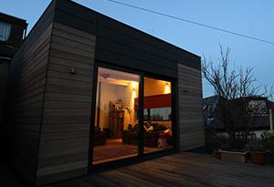 Edinburgh Garden Room Extension